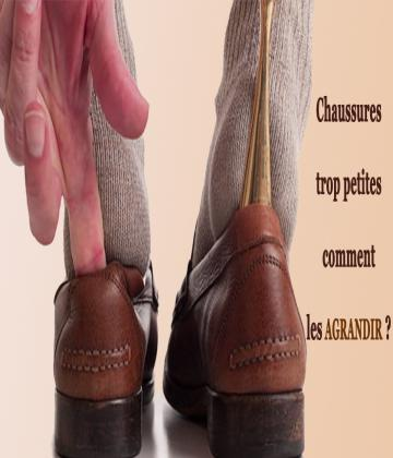 Craquer pour une paire de chaussures, se rendre compte que ces dernières sont finalement trop petites. Face à ce type d'achat, légèrement irraisonnable, on vous propose des astuces qui fonctionnent à tous les coups.