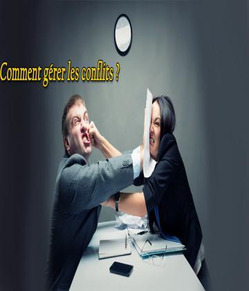 Un conflit éclate dans votre équipe. Vous êtes désemparé face à cette situation et surtout vous ne savez pas comment agir pour désamorcer cette situation très tendue ?