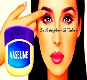 Il existe quelques utilisations de la Vaseline dont vous pouvez ne jamais avoir entendu parler !