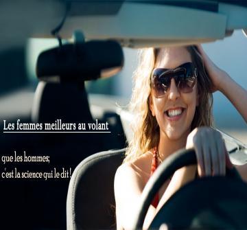 Les femmes semblent conduire mieux que les hommes, d'après les statistiques qui viennent tordre le cou à certains clichés. Au volant, la gent féminine se montre de manière générale plus prudente et prend moins de risques !