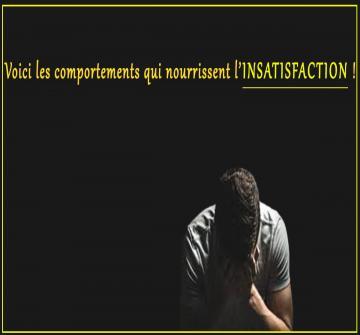 Derrière des apparences trompeuses, beaucoup de personnes se disent insatisfaites et ont toujours quelque chose à redire sur leur situation.