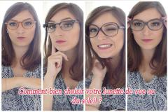 Quelles sont les règles à suivre pour bien choisir des lunettes qui vont avec notre visages ?
