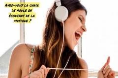La musique passe de notre oreille directement dans la tige du cerveau.Quelle est donc la relation spéciale entre la musique et votre cerveau?