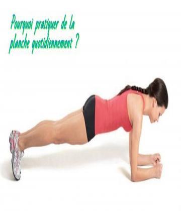 Ne sous-estimez pas la planche.Cet exercice de confiance a des effets majeurs sur votre corps, mais il est aussi capable de transformer votre humeur.