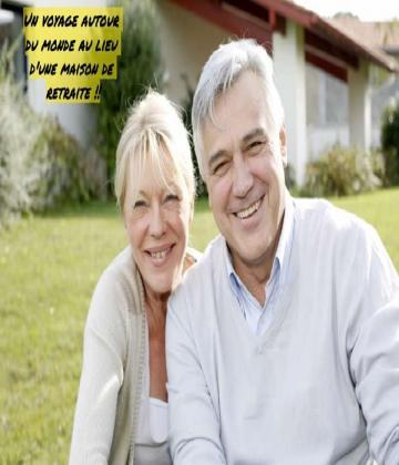 C'est merveilleux de voir des couples âgés qui sont ensemble depuis plus de 50 ans ! Dans le monde d'aujourd'hui.