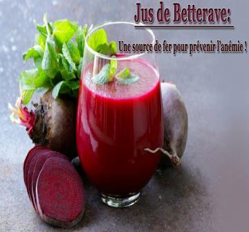 Consommer régulièrement du jus de betterave apporte une foule de nutriments essentiels pour l'organisme. Les bienfaits sont nombreux, allant de la diminution de la tension artérielle, à la prévention de l'anémie, en passant par une réduction de l'inflammation.