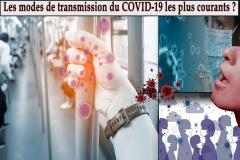 Le nouveau coronavirus à l'origine de la maladie Covid-19 est très contagieux. Ce qui explique la rapidité avec laquelle il s'est propagé dans le monde entier. Il existe toutefois des mesures pour contrôler la propagation de l'épidémie.