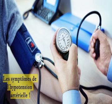 Non seulement une pression artérielle élevée, mais aussi une pression artérielle basse (hypotension) peut entraîner des problèmes de santé.