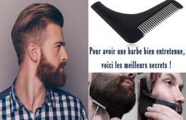 Pour la garder propre et en pleine santé, un entretien quotidien de votre barbe est primordial. La barbe est à l'image de celui qui l'a porte, donc ne la délaissez pas !