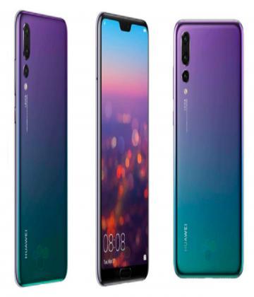 Huawei a lancé son nouveau smartphone qui semble un concurrent puissant de l'iPhone X et de Galaxy S9