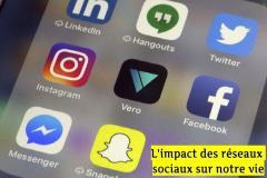 Les réseaux sociaux comportent beaucoup d'avantages de nos jours, en termes de communication, personnel ou professionnel, mais également des d'inconvénients.