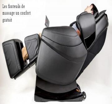 De nombreuses personnes ont régulièrement mal au dos.Ces douleurs lancinantes sont difficiles à supporter au fil des jours.un fauteuil massant c'est la solution.