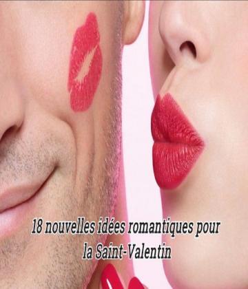 Comment peut-on profiter de la saint-valentin ? Comment exprimer nos sentiments d'une façon romantique?
