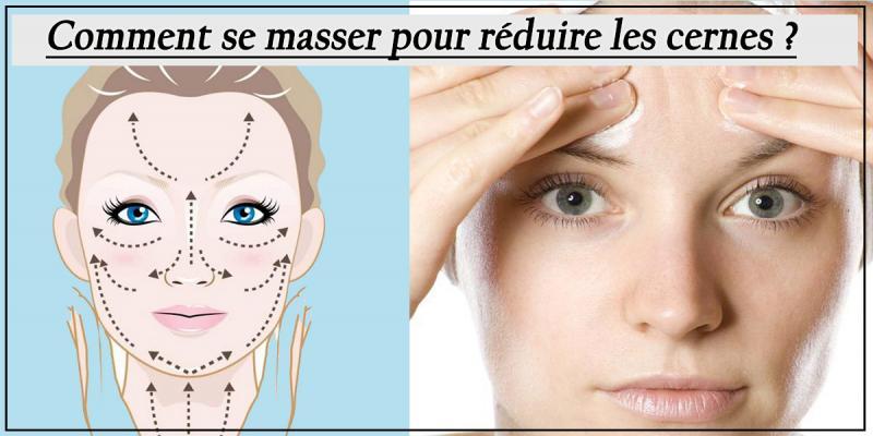 Vous n'avez pas bonne mine à cause de vos cernes ? Activer la circulation sanguine autour des yeux permet au sang de mieux circuler, ce qui atténue les marques de fatigue et les cernes.