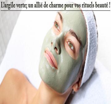 L'argile est très connue, et surtout très utilisée, notamment en cosmétique. De couleur verte, elle possède de nombreux bienfaits, qui font d'elle un allié de charme pour vos rituels beauté quotidiens.
