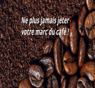 Que peut-on faire avec le résidu du café ? Quels sont les bienfaits de la marc du café pour la peau et le corps?