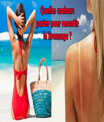 Doré, caramel ou foncé. Après de nombreux bains de soleil, votre peau affiche un bronzage des plus parfait. Raison de plus pour le sublimer dans des vêtements adéquats. N'attendez plus et découvrez toutes nos astuces mode pour paraître encore plus bronzée que vous ne l'êtes déjà.